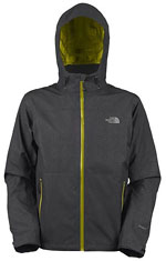 The North Face Titan Jacket - Dunkelgrau