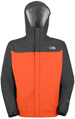 The North Face Venture Jacket - Orange / Grau