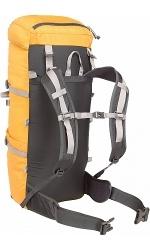 The North Face Verto 32 - Orange / Grau - Rückseite