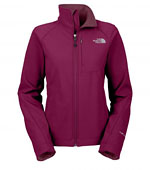 The North Face Women's Apex Bionic Jacket - Rot