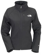 The North Face Women's Apex Bionic Jacket - Schwarz