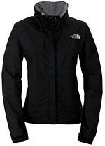 The North Face Women's Circadian PacLite Jacket - Schwarz