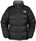 The North Face Women's Nuptse Jacket - Schwarz