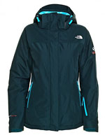 The North Face Women's Plasma Thermal Jacket - Dunkelblau