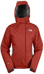 The North Face Women's Plasma Thermal Jacket - Rot
