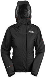 The North Face Women's Plasma Thermal Jacket - Schwarz