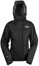 The North Face Women's Plasma Thermal Jacket - Schwarz