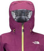 The North Face Women's Point Five Jacket - Lila - Bild 2