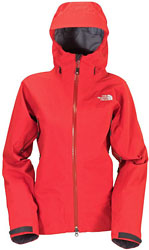 The North Face Women's Point Five Jacket - Rot