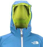 The North Face Women's Valkyrie Jacket - Hellblau - Bild 2