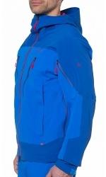 Vaude Aletsch Jacket - Blau - Seitenansicht