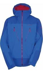 Vaude Aletsch Jacket - Blau