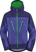 Vaude Aletsch Jacket - Dunkelblau