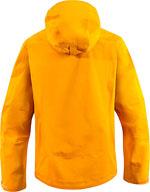 Vaude Aletsch Jacket - Gelb - Bild 2