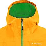 Vaude Aletsch Jacket - Gelb - Bild 3