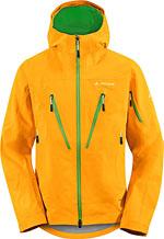 Vaude Aletsch Jacket - Gelb