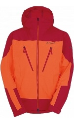 Vaude Aletsch Jacket - Orange
