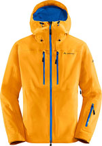 Vaude Cheilon Stretch Jacket - Gelb
