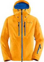 Vaude Cheilon Stretch Jacket - Gelb