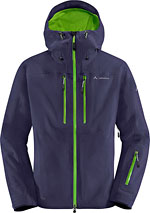 Vaude Cheilon Stretch Jacket - Lila