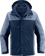 Vaude Kintail 3in1 Jacket - Blau