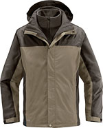 Vaude Kintail 3in1 Jacket - Braun