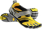 Vibram Five Fingers Komodo Sport - Gelb