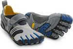 Vibram Five Fingers Komodo Sport - Grau