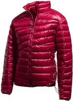 Yeti Purity Jacket - Rot