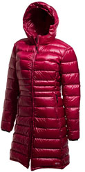 Yeti Women's Faith Coat - Rot